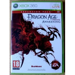 Xbox 360: Dragon Age Origins: Awakening Expansion (Bioware)