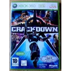 Xbox 360: Crackdown