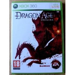 Xbox 360: Dragon Age Origins (Bioware / EA)