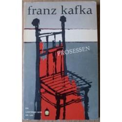 Franz Kafka: Prosessen - Lanterne-bok