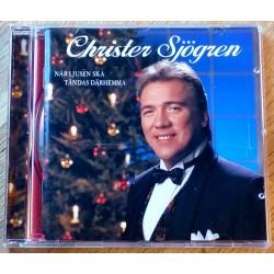 Christer Sjögren: När ljusen ska tändas därhemma (CD)