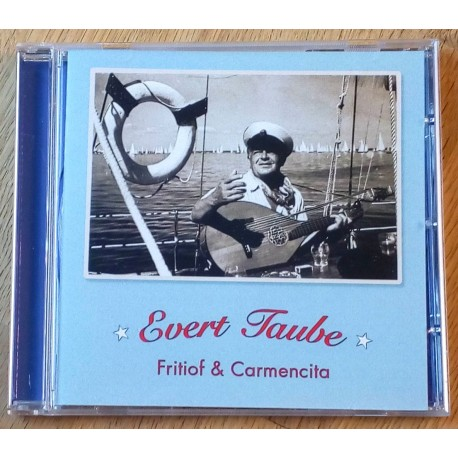 Evert Taube: Fritiof & Carmencita (CD)