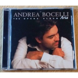 Andrea Bocelli: Aria - The Opera Album (CD)