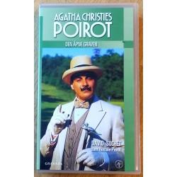 Poirot: Den åpne graven (VHS)