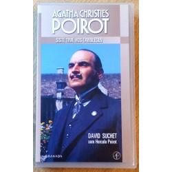 Poirot: Siste time hos tannlegen (VHS)
