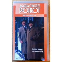 Poirot: Hercule Poirots jul (VHS)