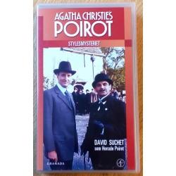 Poirot: Stylesmysteriet (VHS)