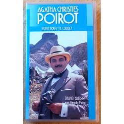 Poirot: Hvem skrev til Louise? (VHS)