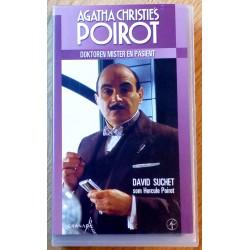 Poirot: Doktoren mister en pasient (VHS)