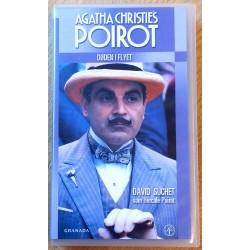 Poirot: Døden i flyet (VHS)