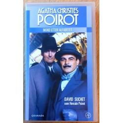 Poirot: Mord etter alfabetet (VHS)