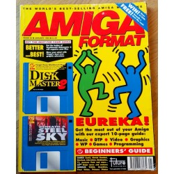 Amiga Format: 1994 - January - Start Me Up