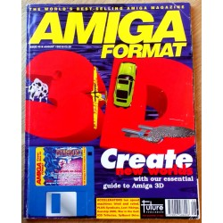 Amiga Format: 1993 - August - Return to Render