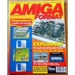 Amiga Format: 1993 - February - Open Art Surgery