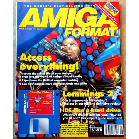 Amiga Format: 1993 - May - New Jack City