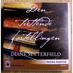 Diane Setterfield: Den trettende fortellingen (lydbok)