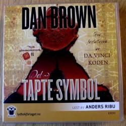 Dan Brown: Det tapte symbol (lydbok)