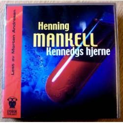 Henning Mankell: Kennedys hjerne (lydbok)