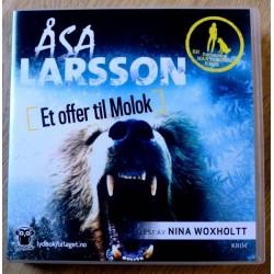 Åsa Larsson: Et offer til Molok (lydbok)