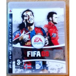 Playstation 3: FIFA 08 (EA Sports)
