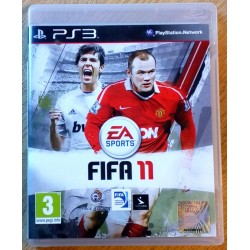 Playstation 3: FIFA 11 (EA Sports)