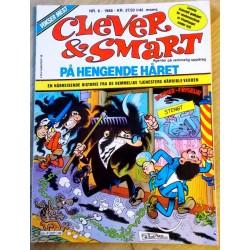 Clever & Smart: Nr. 8 - På hengende håret