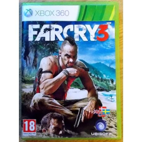 Xbox 360: Far Cry 3 (Ubisoft)