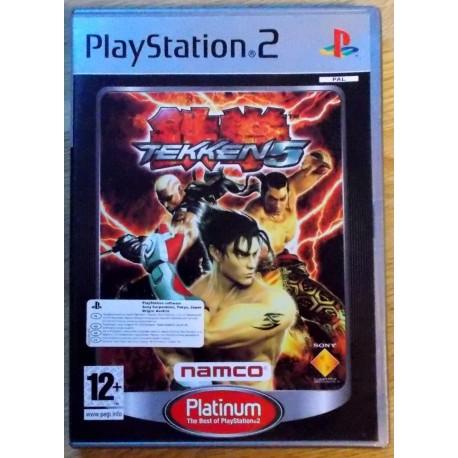 Tekken 5 (Namco) (Utenlandsk utgave)
