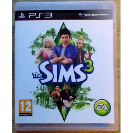 Playstation 3: The Sims 3 (EA Games)