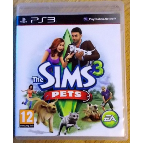 Playstation 3: The Sims 3 - Pets (EA Games)