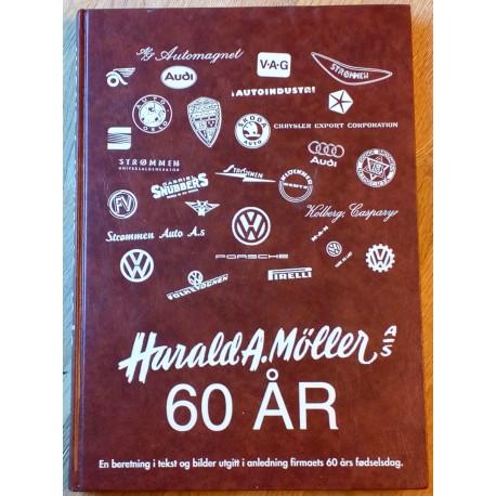 Harald A. Møller AS 60 år