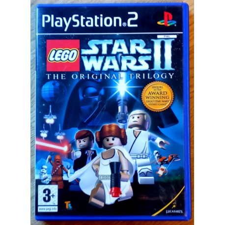 LEGO Star Wars II - The Original Trilogy (LucasArts)