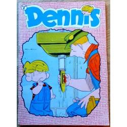 Dennis: 1961 - Nr. 4 - Spøkelseskog?