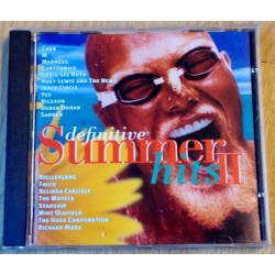 Definitive Summer Hits II (CD)