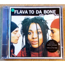 Flava To Da Bone: Feelin' Da Flava (CD)