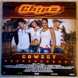 Ch!pz: Cowboy (CD)