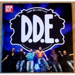 D.D.E.: Her bli det liv (CD)