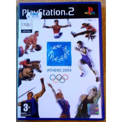 Athens 2004 - Official Video Game
