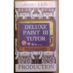 Amiga: AMI-TEK: Deluxe Paint III Tutor