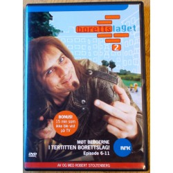 Borettslaget: Nr. 2 - Episode 6 til 11 (DVD)