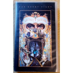 Michael Jackson: Dangerous - The Short Films (VHS)