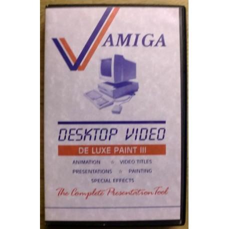 Amiga: Desktop Video - The Complete Presentation Tool