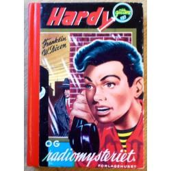 Hardy-guttene: Nr. 24 - Hardy og radiomysteriet