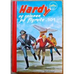 Hardy-guttene: Nr. 46 - Hardy og spionen på flyrute 101