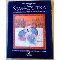 Den illustrerte Kama Sutra - Ananga-Ranga - Den duftende hagen