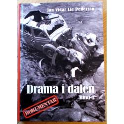 Drama i dalen: Bind 3 - Fra brodermord i 1840 til luftambulansen 2009