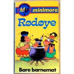 MM-bøkene: Nr. 12 - Rødøye