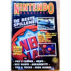 Nintendo Magasinet: 1994 - Nr. 4 - De beste spillene!