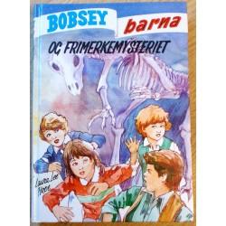 Bobsey-barna: Nr. 76 - Bobsey-barna og frimerkemysteriet