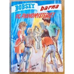 Bobsey-barna: Nr. 75 - Bobsey-barna og pianomysteriet